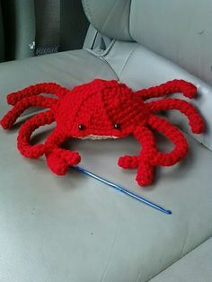crochet crab free pattern on ravelry