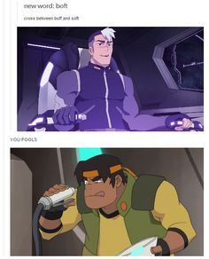 he boft<<<<Hunk is the sweetest sugar muffin if you don't believe me then 1watch him in the original he went head over heels for this girl and it was ADORABLE and 2watch him become Gordon Ramsey when working with food