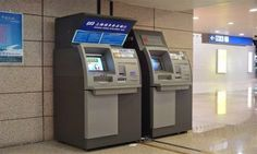Different Types of ATM Machines with Service