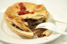 Have you ever cooked your own meat pie? The meat pie is one of Australia's most iconic recipes, made usually with beef mince and a shortcrust base.