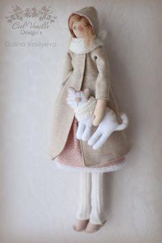 Resultado de imagem para tilda doll