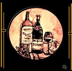 wine,husband gift, wife gift, hostess gift, wine decor, wine art, gift, wine, grapes, art, wine, grapes, kitchen art Five Year Anniversary Gift, Wine Decor, Wine Art, Kitchen Art, Gifts For Husband, Hostess Gifts