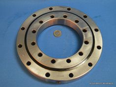 slewing rings used in the pitch system of wind turbines - customized size & structure available - rigia@brsbearing.com