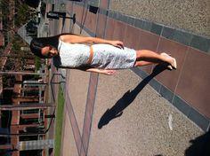 Love this....On the Cattwalk: Dress @nicolafinetti Belt @Linea Pelle Shoes @prada
