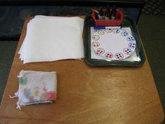 On The Shelf: A Picture Diary of Montessori Work In Our Classroom: Exploring Color