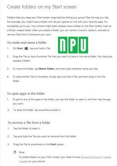 UNIVERSO NOKIA: Nokia App Folde | tanto lavoro per nulla?