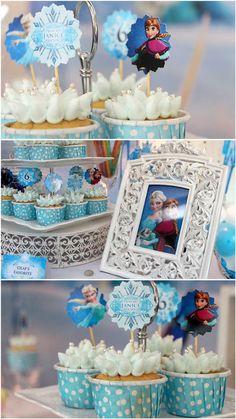 Disney Frozen Birthday Celebration