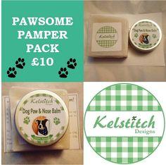 Dog Pamper Pack