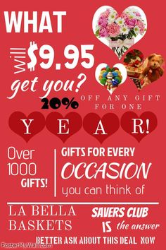 SAVERS CLUB- 20% OFF ENTIRE STORE ALL YEAR!!! And rewards club!! Only $9.95/yr!!!