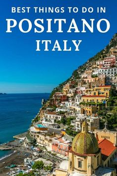 Here are the best things to do when you get there Positano dreaming? Here are the best things to do when you get there,Italy Travel Positano, Italy – check out our guide. Positano Beach, Positano Italy, Sorrento Italy, Capri Italy, Naples Italy, Sicily Italy, Italy Travel Tips, Travel Destinations, Budget Travel