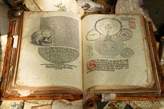 Ross MacDonald - Walpurgisnacht - the handbook - Book of Shadows prop