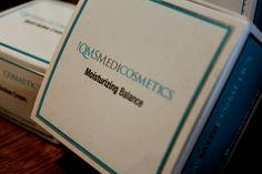QMS Medicosmetics range was formulated by Dr Erich Schulte. We swear by it.