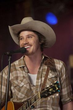 Now, I'm sure this actor is a great guy.  But I'm really just completely in love with his character in Country Strong!