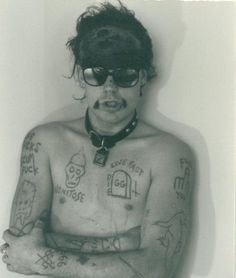 GG Allin - Sick and disturbed person or marketing genius?