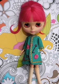 New coat by lounging linda, via Flickr