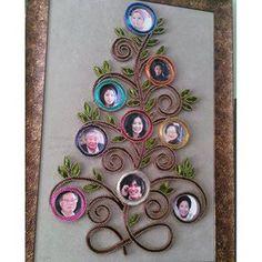 Kursiyer çalışması #soyağacı#filografi#çivivetel#stringart#decoration#atölye#tasarım#nailstring#familytree#art#wood#kore#turkey#selfmade#dekorasyon
