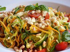 Gemüsespaghetti | sweet paul