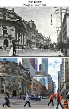 Click this image to show the full-size version. Toronto Ontario Canada, Toronto City, St Lawrence Market, Canadian Things, Canada Eh, As Time Goes By, Canadian History, Largest Countries, Historical Architecture