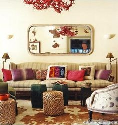 You can get some ideas to décor your room with this Peter Dunham's inspiration! #homedecor #interiors #homedecoration #homefurniture #designroom #fashiondesign #curateddesign #celebratedesign #homeaccessories #designnews