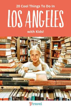 20 cool things to do in Los Angeles with kids. Tips on visiting Hollywood, Universal Studios, Santa Monica, Warner Bros Studios tour and much more. Plus get tips on where to stay in LA, hotels, how to save money on Los Angeles attractions, and how to get around LA.. See blog post now for all the LA travel tips for your family vacation. #LosAngeles #California #LA #familytravel #travelwithkids #vacation #familyvacation #latravel #losangelestravel