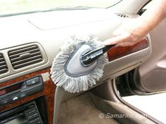 DIY car detailing and cleaning