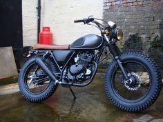 ILD Mutt 01 hits the streets!   Blog   Mutt Motorcycles