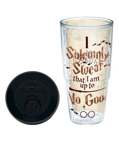 Look what I found on #zulily! Harry Potter Up to No Good 24-Oz. Tumbler by Tervis #zulilyfinds