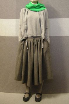 Daniela Gregis, Riccio Skirt