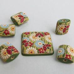 Ceramic Bead Artists -- Golem Design Studio