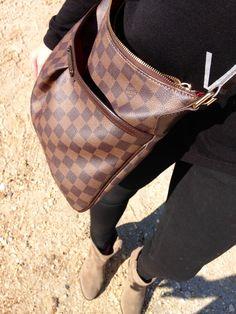 Louis Vuitton Bloomsbury crossbody
