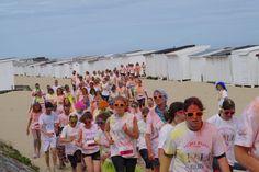 La Holi Run de Calais ... haute en couleur ;)