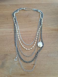 Linsay Fanning Necklace by Katie Sise - Enter to win it on StoryCrush!