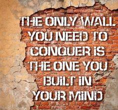 Break it down, brick by brick ☼