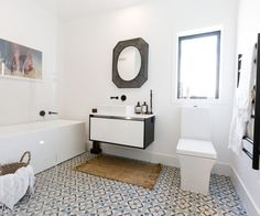bathroom as featured on the block nz to help you create a similar