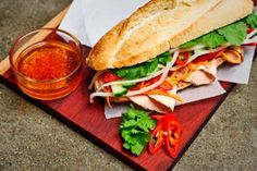 Banh mi thit | Vietnamese broodjes