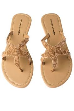 Olivia Miller Starfish Sandals | Everything But Water