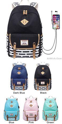 Cat /& Jack Blue Mesh School Backpack NWT