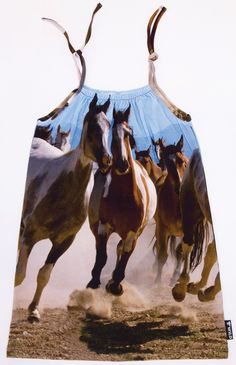 Another amazing horse print from WILD.