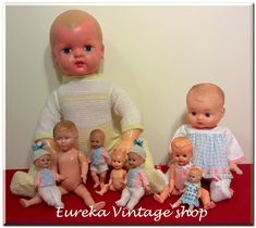 Dolls For Sale, Vintage Dolls, Onesies, Baby, Kids, Puppets, Young Children, Boys, Antique Dolls