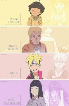 Love them so much.. #Uzumaki Family Hinata Hyuga, Naruhina, Kurama Naruto, Naruto Gif, Uzumaki Boruto, Naruto Cute, Shikamaru, Sasuke, Uzumaki Family