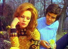 """Hülya Koçyiğit & Tarık Akan...""""Beyoğlu Güzeli"""" 1971"""