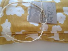 Set of 2 Burp Cloths Ready to Ship by BabyStitchBoutique on Etsy