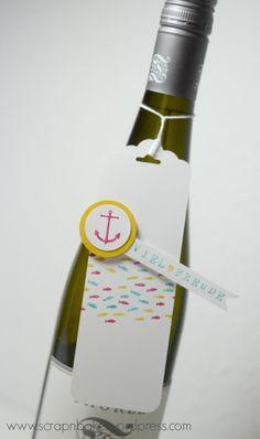 Inkspiration Week und ein Flaschenanhänger