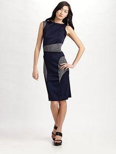 VPL Lichen Shift Dress, Saks.com, $525