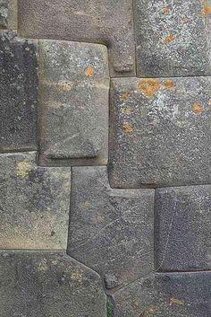 Incan wall, Peru