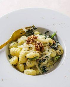 Zdravá večeře: 20 jednoduchých receptů na zdravá jídla Gnocchi Recipes, Pasta Recipes, Appetizer Recipes, Vegan Recipes, Best Vegetarian Restaurants, Vegan Cafe, Home Food, Cookbook Recipes, Fajitas