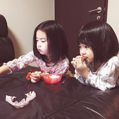 tabloisdad's photo on Instagram Lee Haru, Ulzzang Kids, Kid N Teenagers, Asian Kids, Superman, Actors & Actresses, My Girl, Cute Babies, Daughter