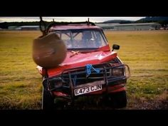 Engineering testament.  Killing a Toyota Part 1 - Top Gear - BBC