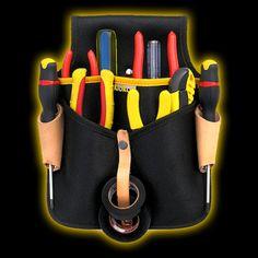 10 mejores imágenes de Portaherramientas para electricistas ... 88bed8e4a77f
