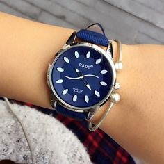 Wrist Watch Famous Brand Female Clock Quartz Watch Ladies